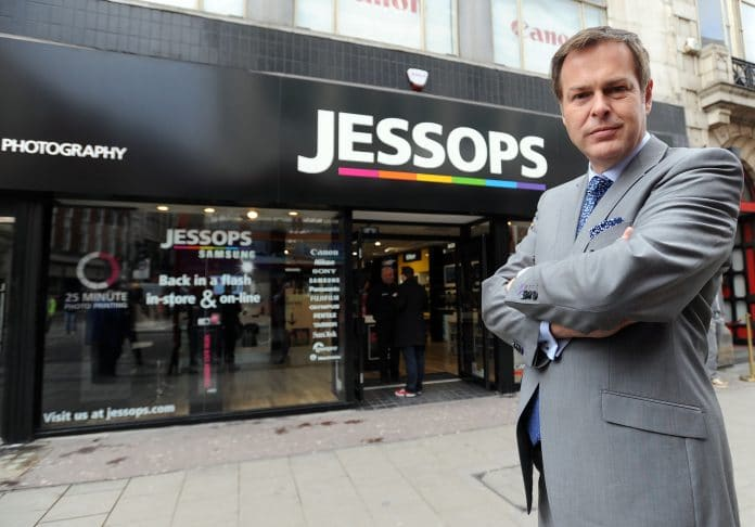 Jessops Plans to Call in Administrators