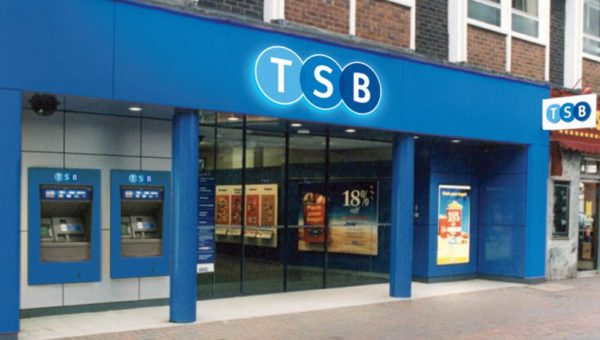 TSB to Close 82 Branches in 2020