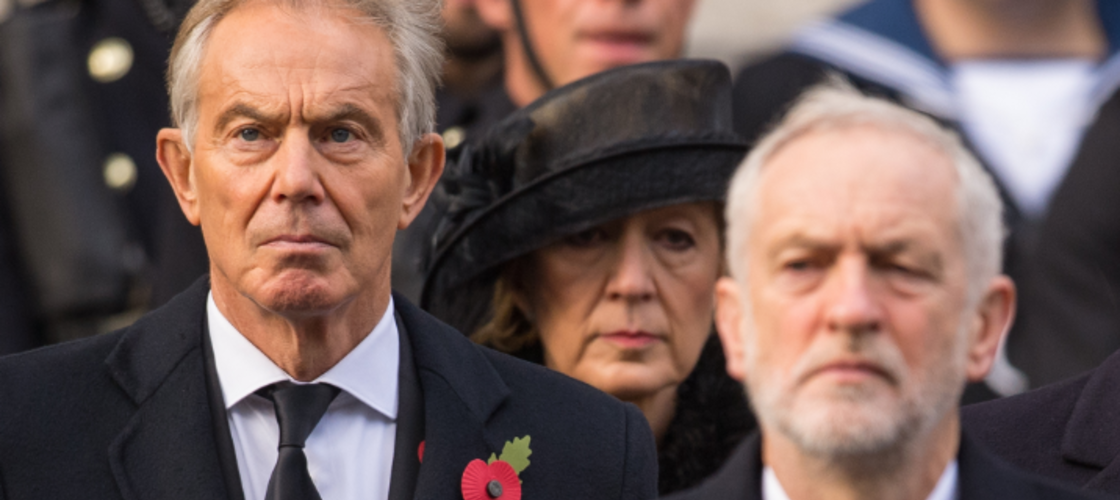 Blair Attacks Corbyn's Indecision on Brexit