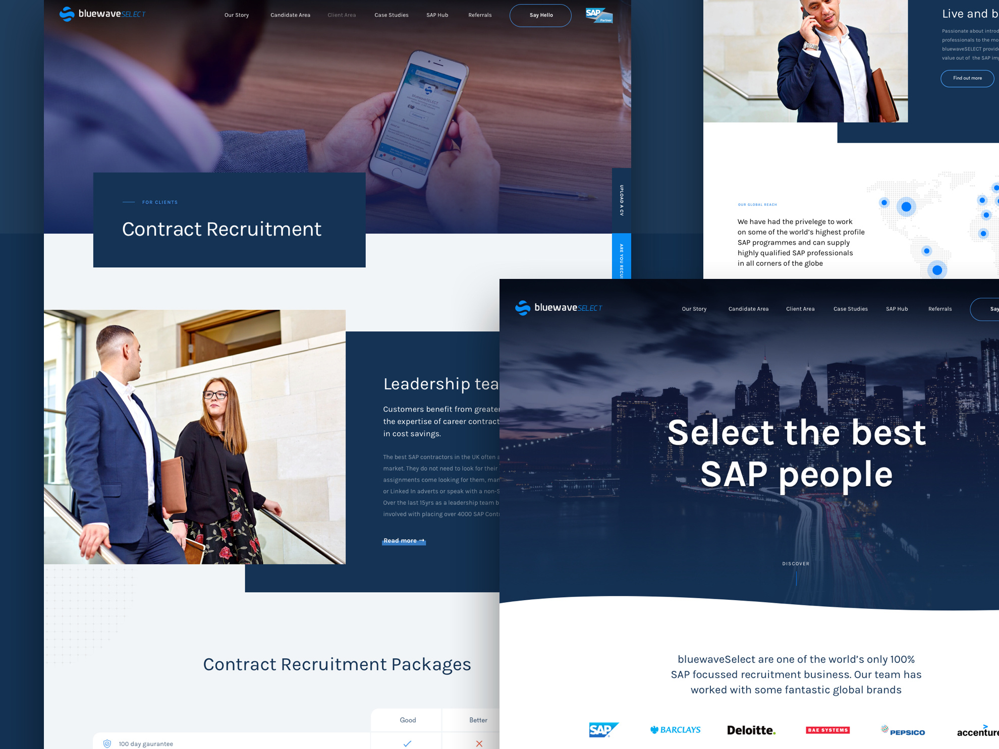 SAP S/4 HANA Recruitment