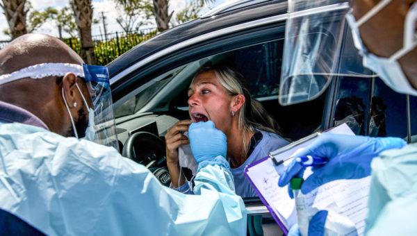 Coronavirus: Testing Open for Millions in England