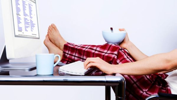 Working from Home - Common Sense Tips