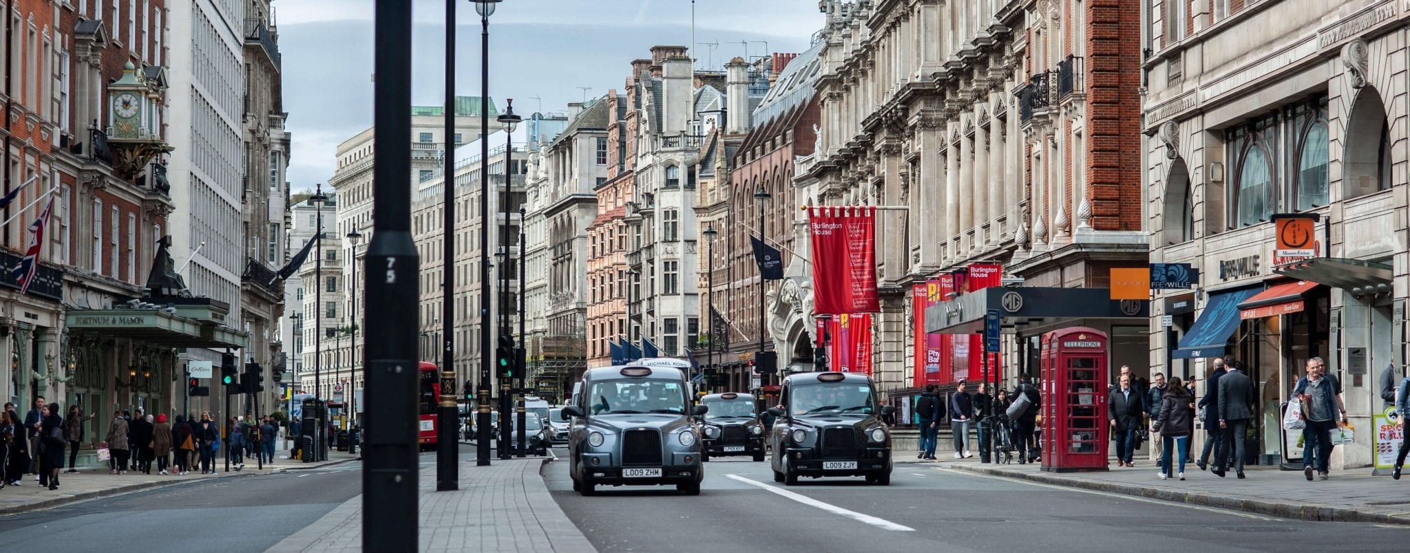Plans Could See Cars Banned from Areas of Central London