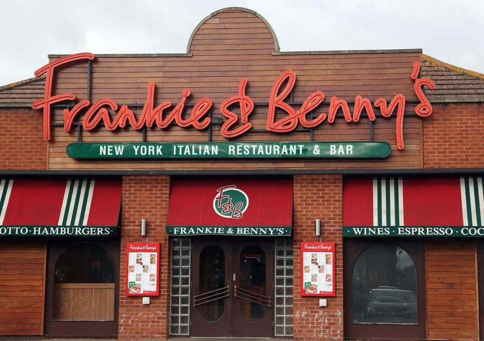Frankie & Bennys: Some Sites Won't Reopen