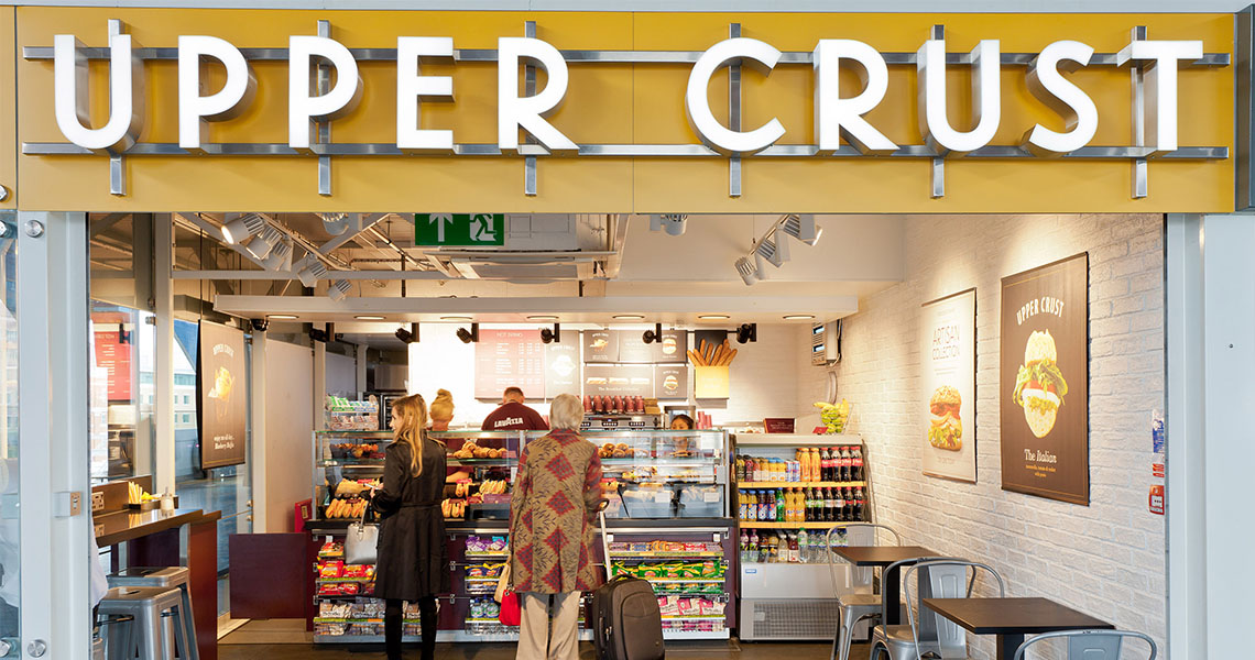Upper Crust Owner: Up to 5,000 UK Jobs Could Go