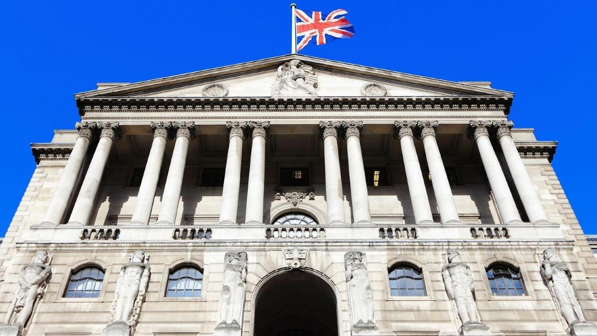 Bank of England: Downturn Less Severe Than Feared