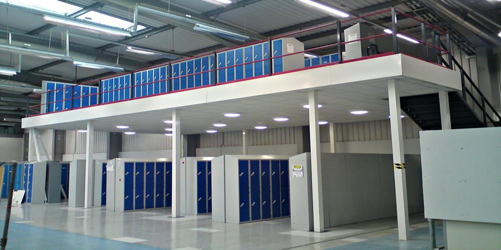 Benefits of Mezzanine Flooring & its Uses