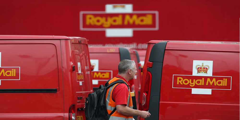 Royal Mail Launches Parcel Pick Up Service